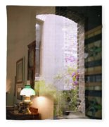 Old Market Reflections Fleece Blanket