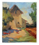 Old Mill Provence Fleece Blanket