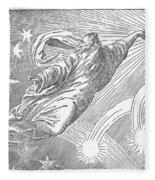 Old Testament: God Fleece Blanket