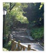 Oldbridge Steps Fleece Blanket