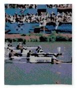 Olympic Rowing Fleece Blanket