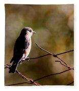 On The Arbor Fleece Blanket
