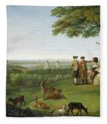 One Tree Hill - Greenwich Fleece Blanket