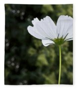 One Wildflower Fleece Blanket