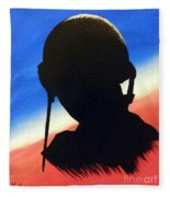 The Marine Fleece Blanket