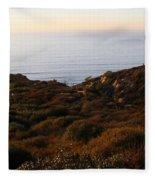 Pacific Vista Fleece Blanket