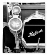 Packard Fleece Blanket