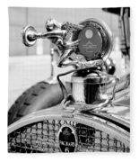Packard Girl Fleece Blanket