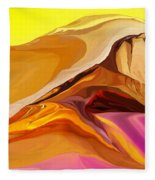 Painted Desert 012612 Fleece Blanket