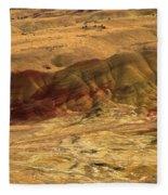 Painted Ridge Fleece Blanket