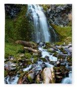 Palaikni Falls Valley Fleece Blanket