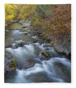Palisades Autumn Fleece Blanket