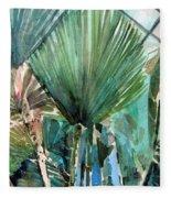 Palm Light Fleece Blanket