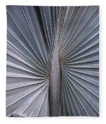Palmetto Fan Fleece Blanket