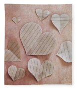 Papier D'amour Fleece Blanket