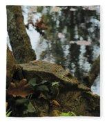 Paradise Springs Reflections Fleece Blanket