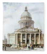 Paris: Pantheon, 1835 Fleece Blanket