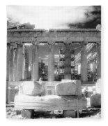 Parthenon Infrared Fleece Blanket