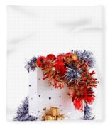 Party Decorations In A Bag Fleece Blanket