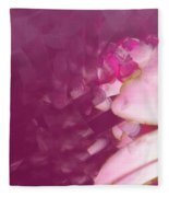 Passion Triptych 1 Fleece Blanket