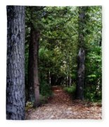Pathway Fleece Blanket