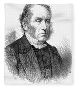Patrick Bell (1799-1869) Fleece Blanket