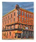 Pearl Street Brewery Fleece Blanket