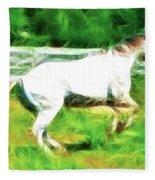 Pegasus Impression Fleece Blanket