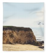 Pelican Point Fleece Blanket