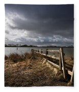 Penyfan Pond 4 Fleece Blanket