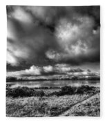 Penyfan Pond Mono Fleece Blanket