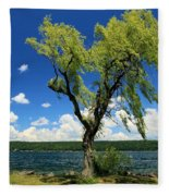 Perfect Picnic Spot Fleece Blanket