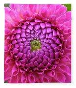 Perfection In Pink Fleece Blanket