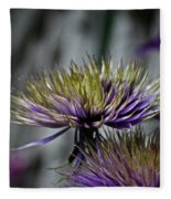 Petal Freedom Fleece Blanket