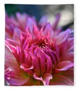 Petal Motion Fleece Blanket