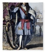 Peter The Great Fleece Blanket