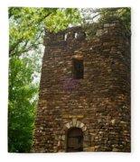 Petit Jean Water Tower 2 Fleece Blanket