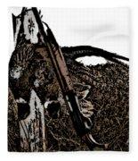 Pheasant Hunt Fleece Blanket