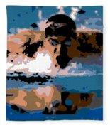 Phelps 1 Fleece Blanket