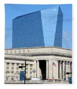 Philadelphia 2 Fleece Blanket