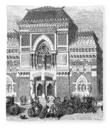 Philadelphia: Museum, 1876 Fleece Blanket