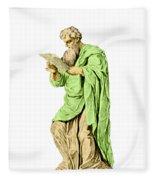 Philippos Of Acarnania, Physician Fleece Blanket