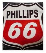 Phillips 66 Fleece Blanket