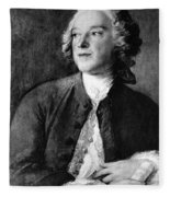 Pierre-augustin Caron De Beaumarchais Fleece Blanket
