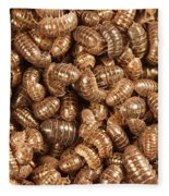 Pill Bugs Fleece Blanket
