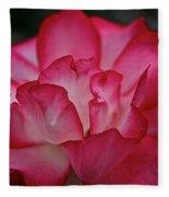 Pink Ice Fleece Blanket