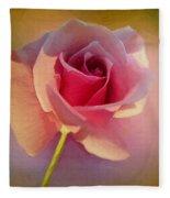 Pink Lady Fleece Blanket