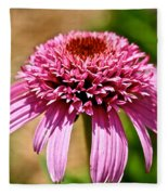 Pink On Pink Fleece Blanket