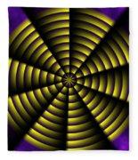 Pinwheel Fleece Blanket