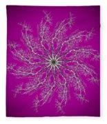 Pinwheel IIi Fleece Blanket